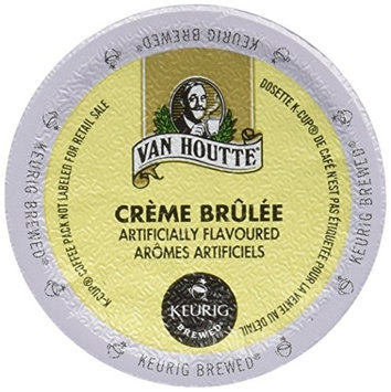 Van Houtte Creme Brulee Coffee K-Cups for Keurig Brewers 96 K-Cups