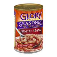 Glory Foods Pinto Beans Seasoned Southern Style
