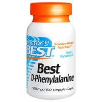 Doctor's Best D-Phenylalanine