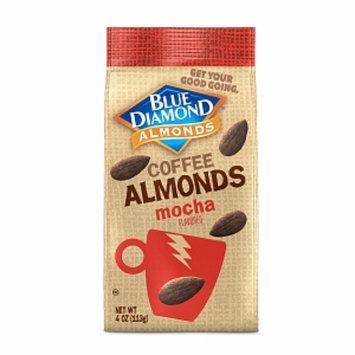 Blue Diamond Almonds, Mocha, 4 oz
