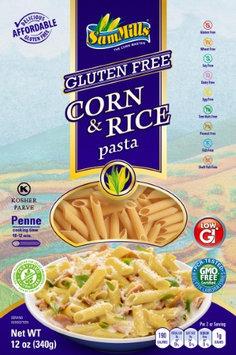 Sam Mills 269394 Gluten-Free Pasta Corn & Rice Penne Rigate - 12 oz.