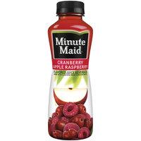 Minute Maid Juices to Go Cranberry Apple Raspberry Juice Beverage 450 ml