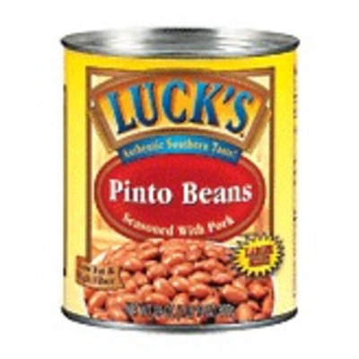 Luck's Pinto Beans Seasoned w/ Pork (29 oz.)