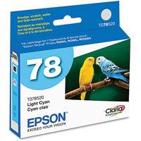 Epson T078520M Light CyanClaria Hi-Definition Ink Cartridge