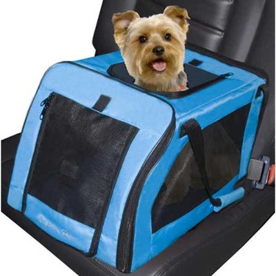 Pet Gear Pet Gear Car Seat & Carrier for cats and dogs up to 20-pounds, Black