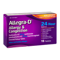 Allegra-D 24 Hour