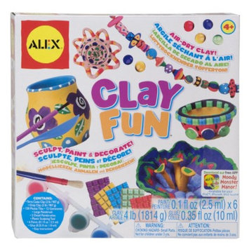 Alex Toys Alex Clay Fun Kit