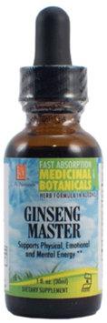 Ginseng Master, 1 oz, L.A. Naturals