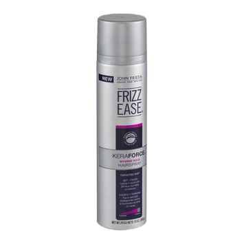 John Frieda Frizz Ease Keraforce Hairspray Intense Hold