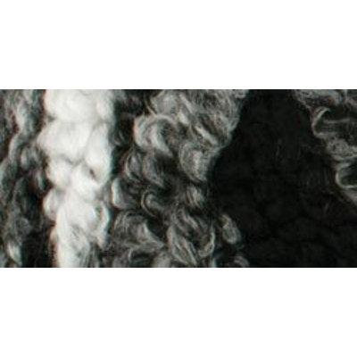 Coats: Yarn Red Heart Light & Lofty Yarn-Zebra Stripe