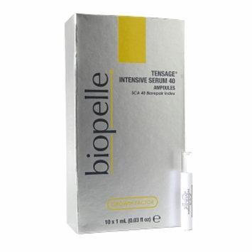 biopelle Tensage Intensive Serum 40 Ampoules (SCA 40 Biorepair Index), 10 ea