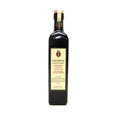Colonna Granverde Extra Virgin Olive Oil w/ Organic Sicilian Lemons 16.9 oz
