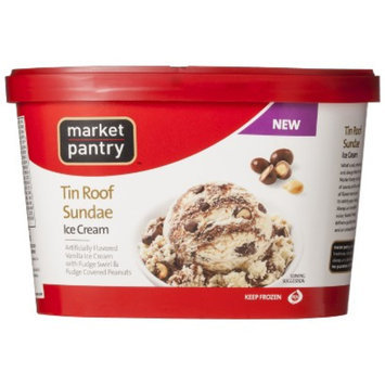 market pantry Market Pantry Tin Roof Sundae Ice Cream 1.5-qt.