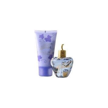 Lolita Lempicka by Lolita Lempicka for Women 2 Piece Wardrobe Set Includes: 3.4 oz Eau de Parfum Spray + 3.4 oz Perfumed Velvet Cream