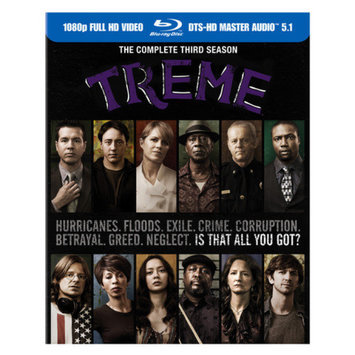 Treme: The Complete Third Season (Blu-ray) (Anamorphic Widescreen)