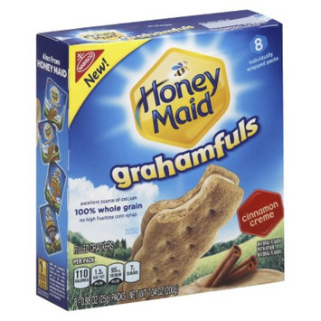 Mondelez Honeymaid Grahamful Cinnamon Creme 7.04oz