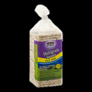 Paskesz Ultra-Thin Multigrain Squares Salt Free
