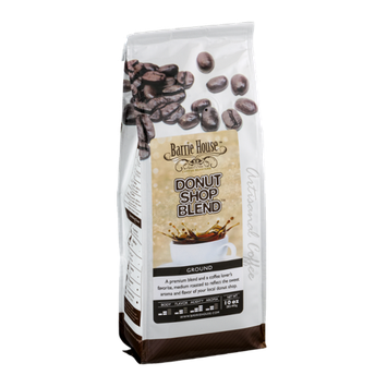 Barrie House Ground Coffee Donut Shop Blend