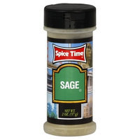 Spice Time Seasoning Sage, 2-Ounce (Pack of 12)