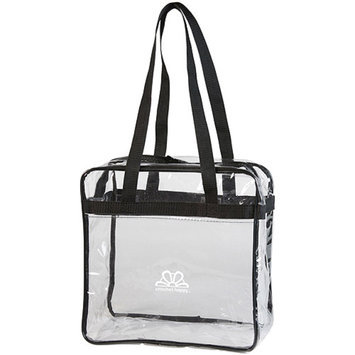 K1C2 Crochet Happy Clear Tote 12