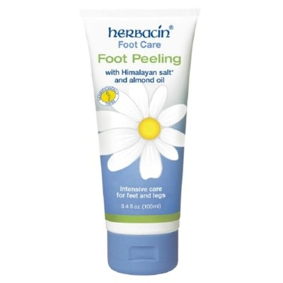 Herbacin Foot Care Foot Peeling