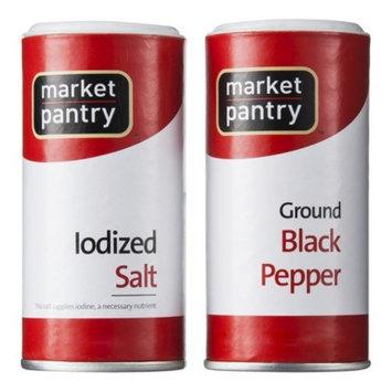 market pantry Market Pantry Salt & Pepper Shakers - 5 oz.