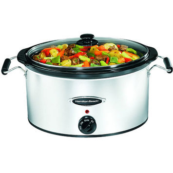 Hamilton Beach Entertainer Plus Slow Cooker