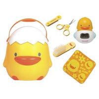Piyo Piyo 6-Piece Baby Bathing Gift Set
