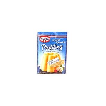 Dr. Oetker Pudding Mix (Cream Flavor) - 4.5oz [3 units] by Dr.Oetker.