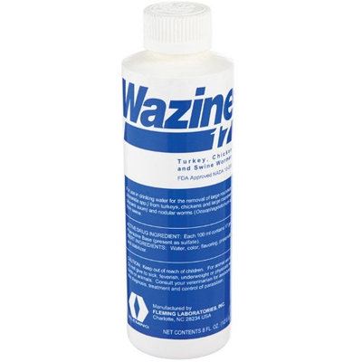 Fleming Ltd - Wazine 17 percent 8 Ounce - 36012