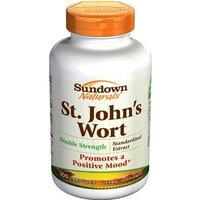 Sundown St. John's Wort, Double Strength, Standardized, 200 Capsules