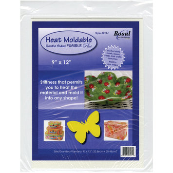 Bosal Heat Moldable Double Sided Fusible Plus 9