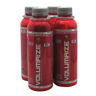 BSN Volumaize Ready-to-Drink, Arctic Berry Blast, 59g (Pack of 12)