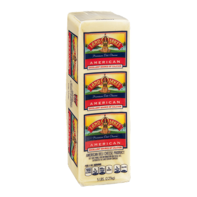 Land O'Lakes Deli Cheese American White