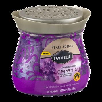 Renuzit Pearl Scents Aromatherapy Serenity Fresh Lavender & Eucalyptus