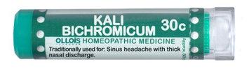 Ollois Homeopathic Medicine - Kali Bichromicum 30 C - 80 Pellets