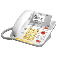 Uniden D3098 Loud and Clear Tm CordedCordless Phone System With Caller Id Announcer