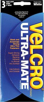 Velcro 91060 3' Ultra-Mate Fastener Tape, White
