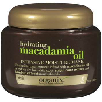 OGX® Moisturizing Macadamia Oil Intensive Moisture Mask
