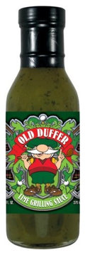 Hot Sauce Harry's Hot Sauce Harrys HSH8083 HSH OLD DUFFER LIME Grilling Sauce-Marinade - 12oz
