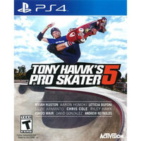 Activision Tony Hawk Pro Skater 5 (PS4) - Pre-Owned
