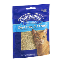 Companion Essentials Organic Catnip