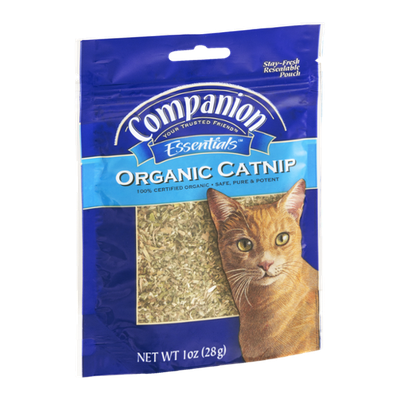 Companion Essentials Organic Catnip