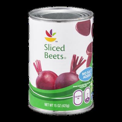 Ahold Beets Sliced No Salt Added