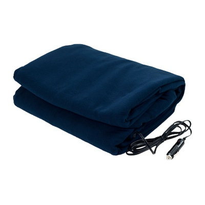 Trademark Home Electric Blanket for Automobile 12 volt powered