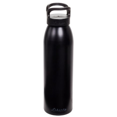 Liberty Bottleworks, Straight Up Water Bottle, Standard [Night, 24-Ounce]