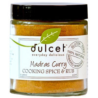 Dulcet Cui Dulcet Madras Curry Cooking Spice & Rub