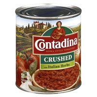 Contadina Italian Herbs Crushed Roma Style Tomatoes