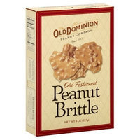 Old Dominion Dominion Old Fashioned Peanut Brittle, 8-Ounce (Pack of 12)