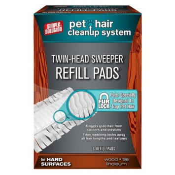 Simple Solutions Pet Hair Cleanup Duster Refills